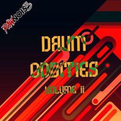 RawNois3 Drum Oddities Volume II WAV