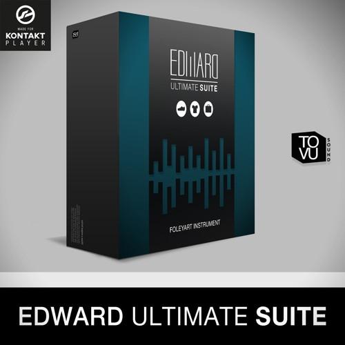 Tovusound Edward Ultimate Suite KONTAKT
