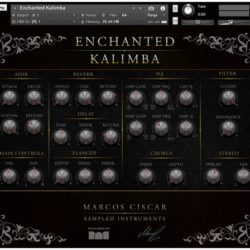 Marcos Ciscar Enchanted Kalimba KONTAKT