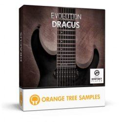 Orange Tree Samples Evolution Dracus KONTAKT