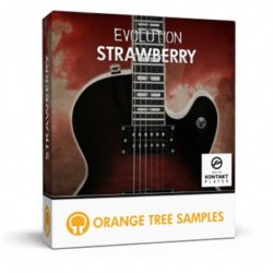 Evolution Strawberry v1.1.68 Kontakt Library