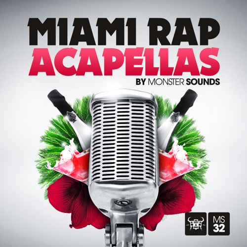 MS Miami Rap Acapellas MULTIFORMAT