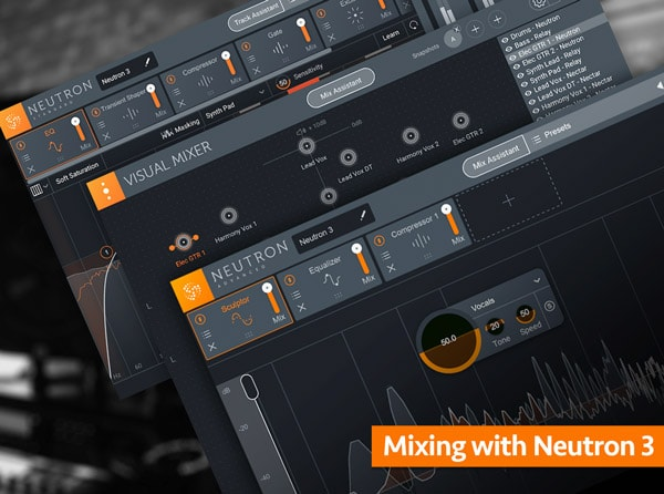 Groove3 Mixing with Neutron 3 TUTORIAL - Freshstuff4you