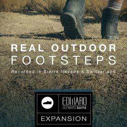 Tovusound Real Outdoor Footsteps - EFI Expansion I KONTAKT