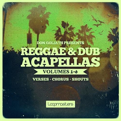 Don Goliath - Reggae & Dub Acapellas Vol 1-6 - Freshstuff4you