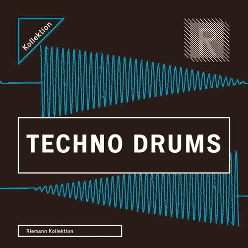 Riemann Kollektion Riemann Techno Drums 5 WAV - Freshstuff4you