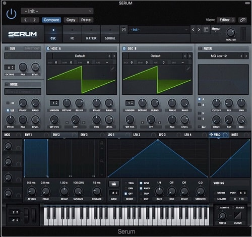 Xfer Records Serum v1 21b5 VST AU MacOSX - Freshstuff4you