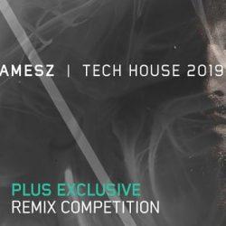 Sonic Academy How To Make Tech House 2019 with Rene Amesz TUTORIAL