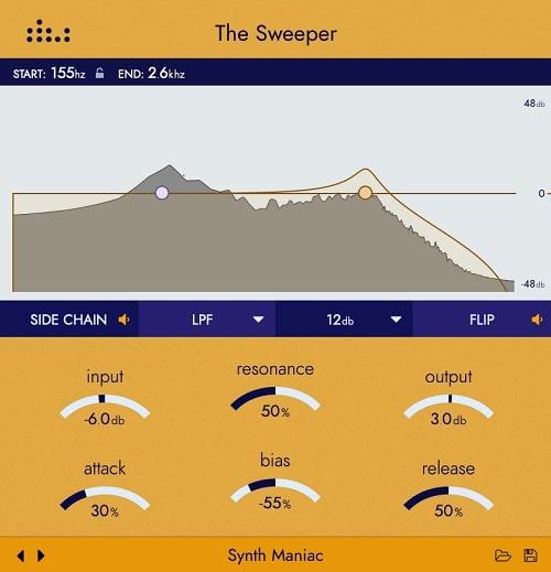 denise The Sweeper v2 VST VST3 AU AAX
