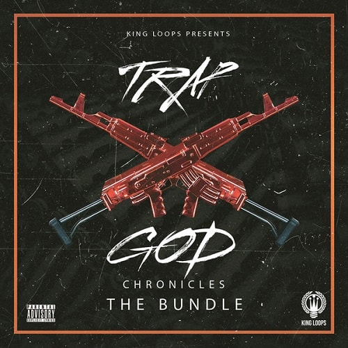 King Loops Trap God Chronicles Bundle WAV MIDI