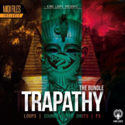 King Loops Trapathy Bundle (Vol.1-3) WAV MIDI