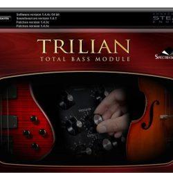 Spectrasonics Trilian 1.4.4c Complete WIN & MAC