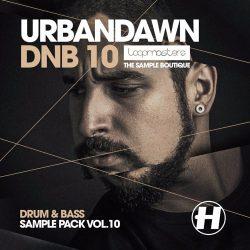 Urbandawn Drum and Bass Vol.10 WAV REX