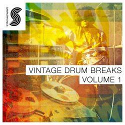 Samplephonics Vintage Drum Breaks Vol.1 ACiD WAV