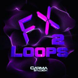 Carma Studio FX Loops Vol. 2 WAV