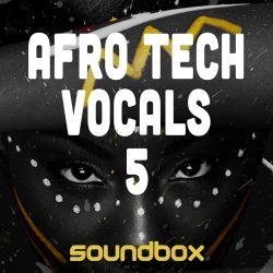 SB Afro Tech Vocals 5 WAV