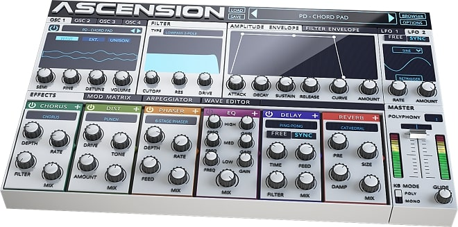 Ascension v1 0 1 WIN [Standalone VST2 VST3] - Freshstuff4you