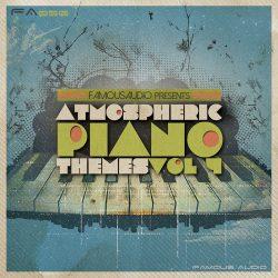 FA056 Atmospheric Piano Themes Vol.4 WAV MIDI