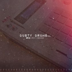 MSXII Audio Presents Dusty Drums 1-3 WAV