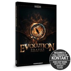 KeepForest Evolution: Dragon v1.3 KONTAKT