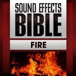 Sound Effects Bible Fire WAV-KRock