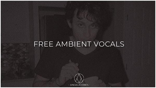 Angelicvibes Ambient Vocals Wav Freshstuff4you