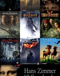 Hans Zimmer 10 Songbooks Collection PDF