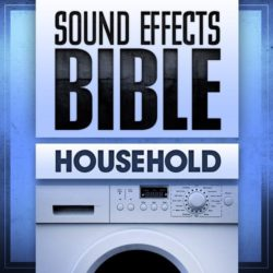 Sound Effects Bible Household WAV