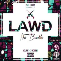 King Loops LAWD Bundle (Vol.1-3) WAV MIDI