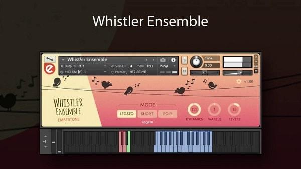 Embertone Whistler Ensemble KONTAKT - Freshstuff4you