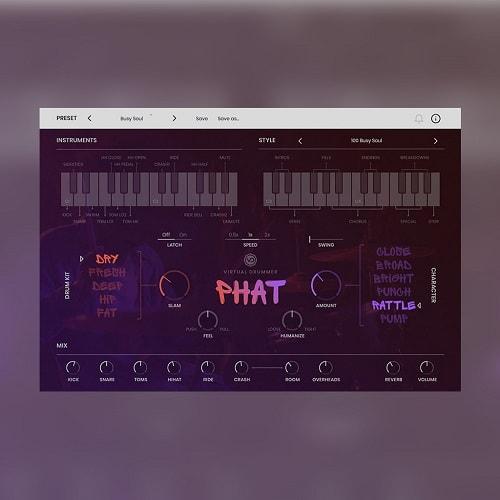 uJAM Virtual Drummer PHAT v2 0 0 258 WIN - Freshstuff4you