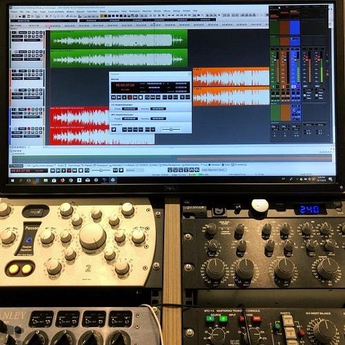 Merging Pyramix Virtual Studio 25th v13.0.3 [WIN]