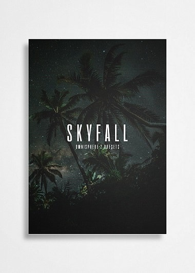 The Kit Plug Skyfall (Omnisphere 2 Presets)