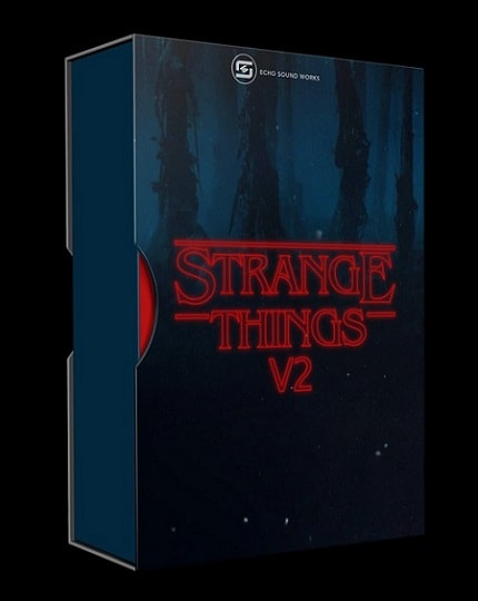 Echo Sound Works Strange Things V2 [Serum Presets