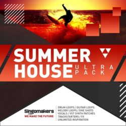 Summer House Ultra Pack MULTIFORMAT