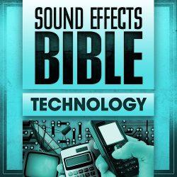 Sound Effects Bible Technology WAV