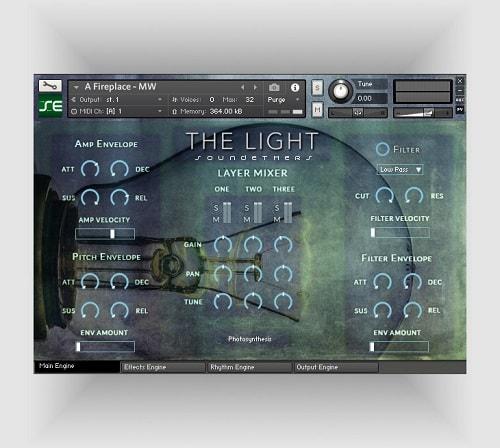 Soundethers The Light KONTAKT LIBRARY - Freshstuff4you