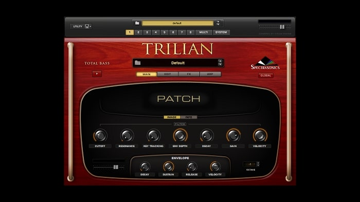 Spectrasonics Trilian 1 4 4c Complete WIN & MAC - Freshstuff4you