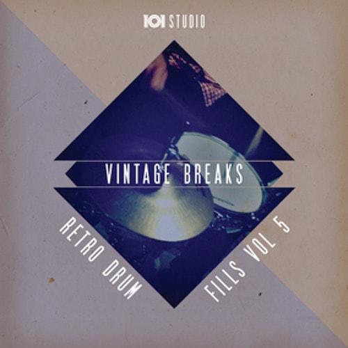 SM Vintage Breaks Vol 5 WAV REX AIFF - Freshstuff4you