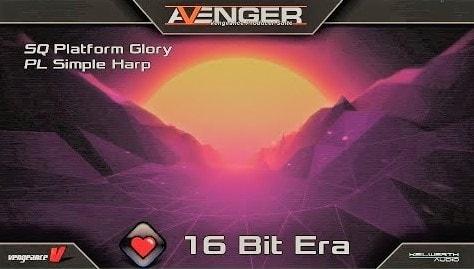 Vengeance Sound Avenger Expansion pack: 16 Bit Era