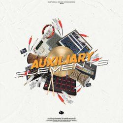 Nokturnal Drums: Auxiliary Elements Drumkit Voumel 01 WAV