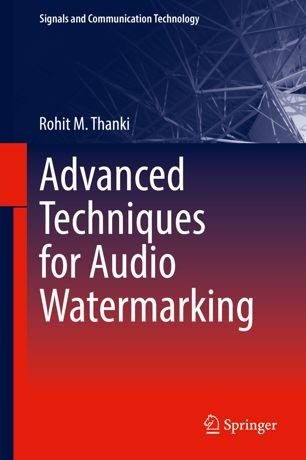 Advanced Techniques for Audio Watermarking PDF