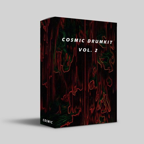 Cosmic's Drum Kit Vol. 2 WAV Nexus Expansion