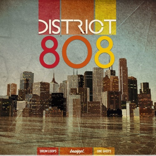 BeatPPL District 808 WAV