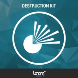 BOOM Library Destruction Kit WAV