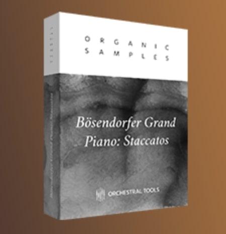 Organic Samples Bösendorfer Grand Piano: Staccatos v1 1