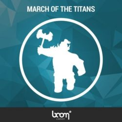 BOOM Library March of the Titans WAV
