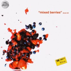 Treesound Mike Hector Mixed Berries (Drum Kit) WAV