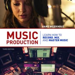 Music Production : Learn How to Record, Mix, and Master Music, Third Edition PDF