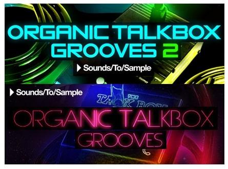 Sounds To Sample Organic Talkbox Grooves 1 & 2 WAV MIDI PRESETS